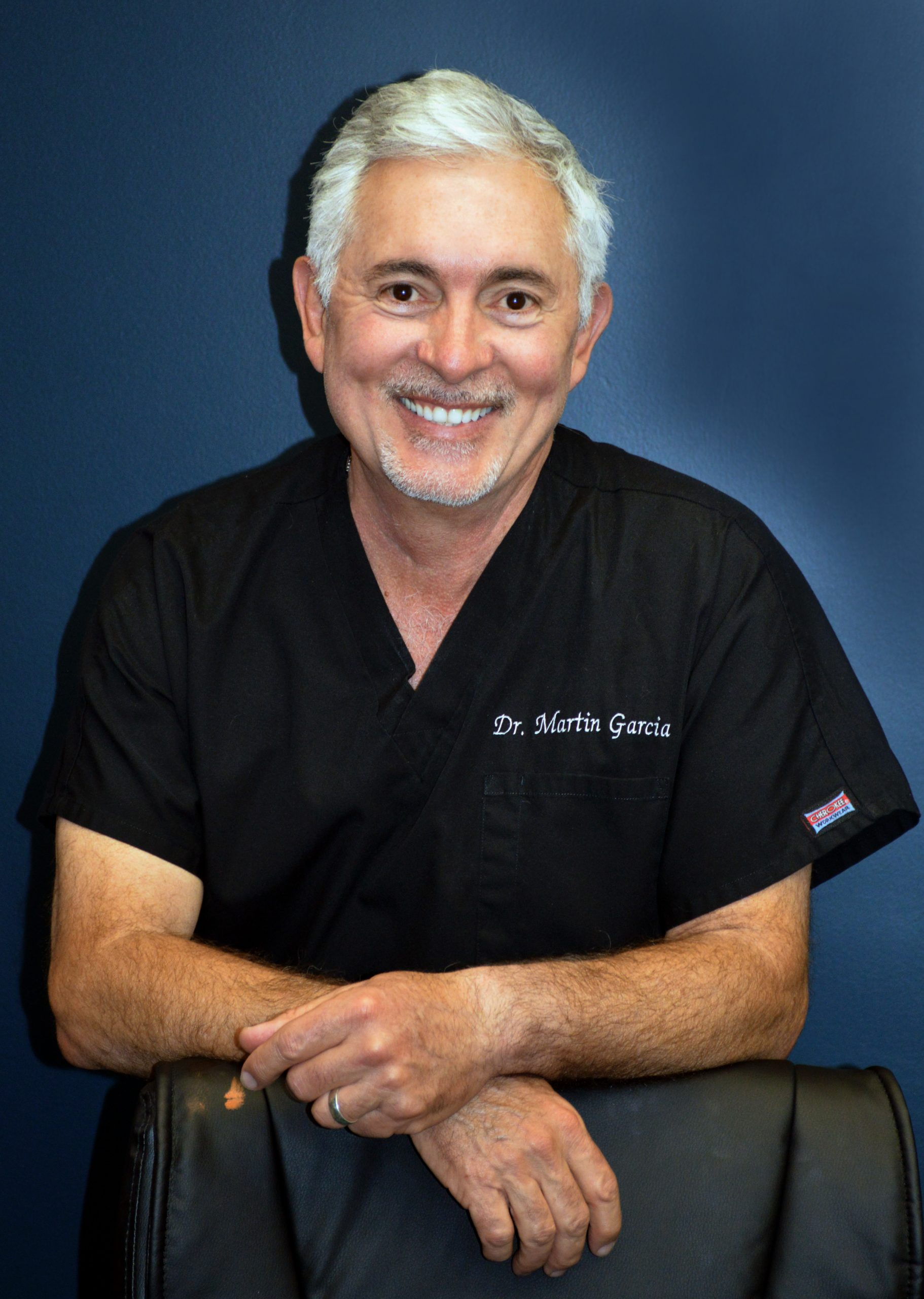 Dr. Martin Garcia